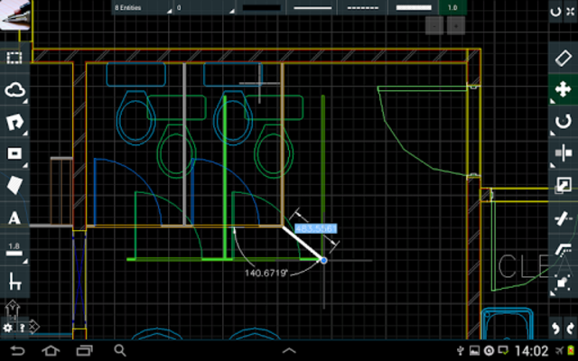 CAD Touch Free screenshot 4