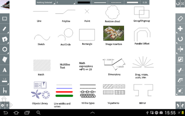CAD Touch Free screenshot 5