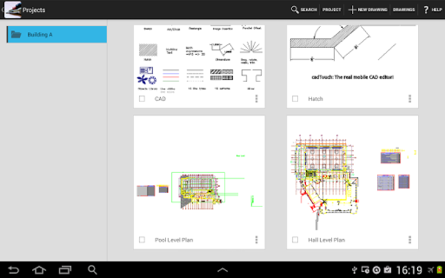 CAD Touch Free screenshot 6