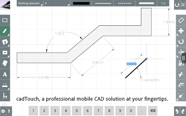 CAD Touch Free screenshot 9