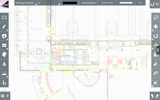 CAD Touch Free screenshot 10