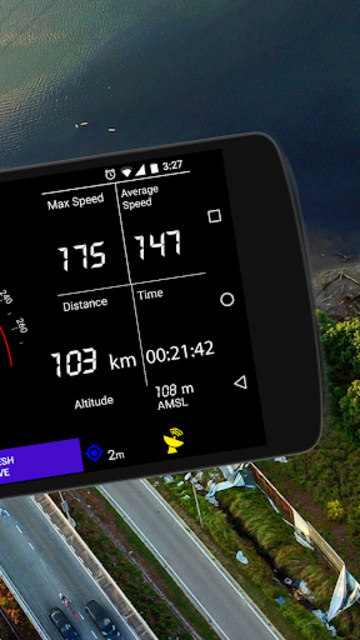 GPS Speedometer - Trip Meter -PRO (No Ads) screenshot 3