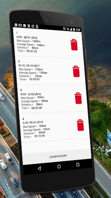GPS Speedometer - Trip Meter -PRO (No Ads) screenshot 5