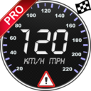 Icon for GPS Speedometer - Trip Meter -PRO (No Ads)