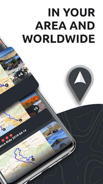 calimoto – Motorcycle Rides, Trip Planner & GPS screenshot 3