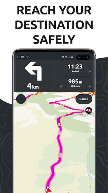 calimoto – Motorcycle Rides, Trip Planner & GPS screenshot 6
