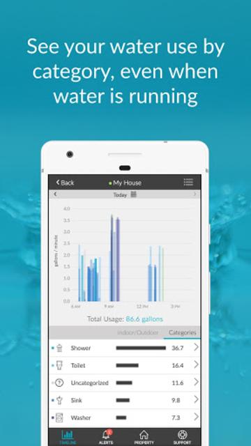 Buoy Home Water screenshot 1
