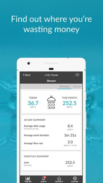 Buoy Home Water screenshot 2