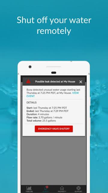 Buoy Home Water screenshot 4