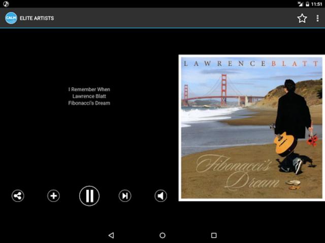 CalmRadio.com - Relaxing Music and White Noise screenshot 19