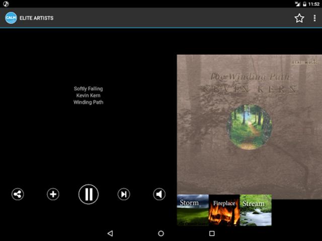 CalmRadio.com - Relaxing Music and White Noise screenshot 20