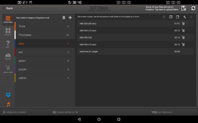 i-jingle pro screenshot 10