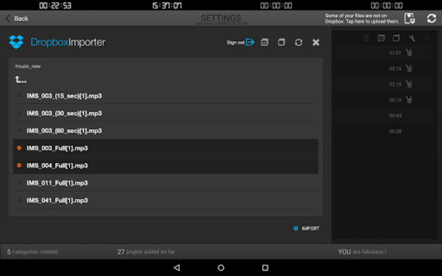 i-jingle pro screenshot 12