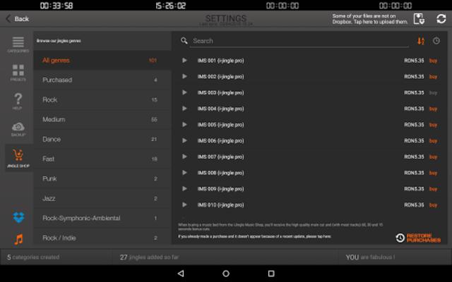 i-jingle pro screenshot 18