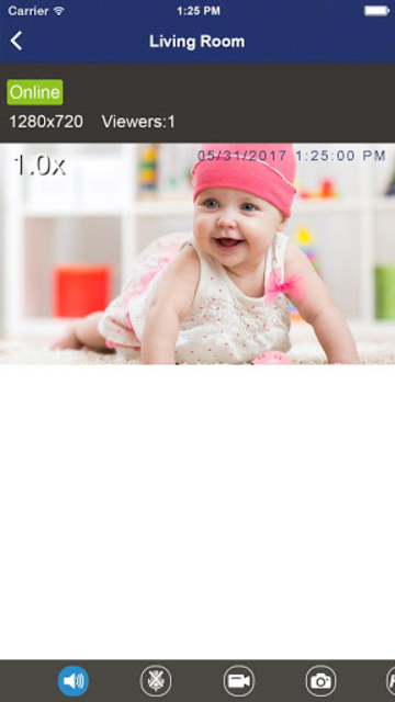 MyVTech Baby 1080p screenshot 1