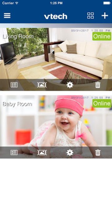 MyVTech Baby 1080p screenshot 4