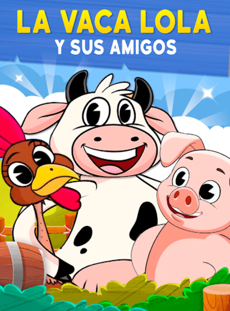 Animals songs, videos and Farm - Toy Cantando screenshot 8
