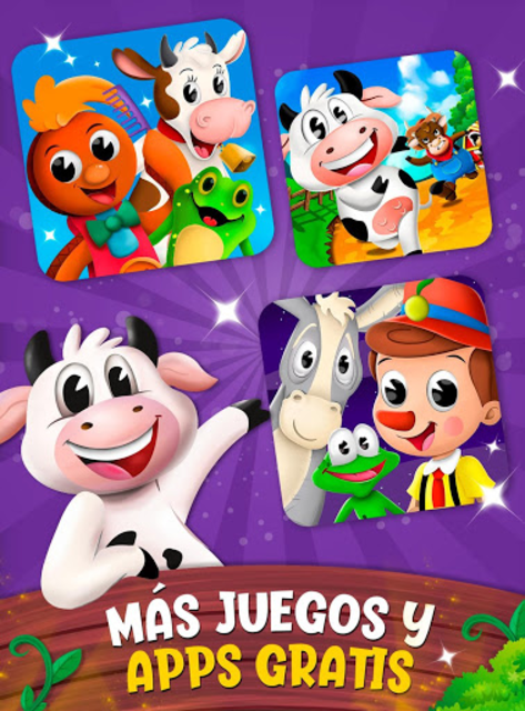 Animals songs, videos and Farm - Toy Cantando screenshot 3