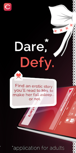 Can'u - Sex Game challenges for couple screenshot 1