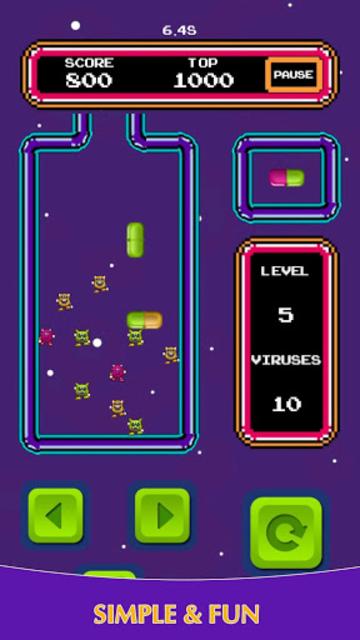 Pill Puzzle (Classic Series) screenshot 1