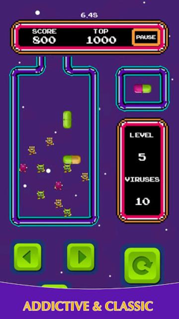 Pill Puzzle (Classic Series) screenshot 2