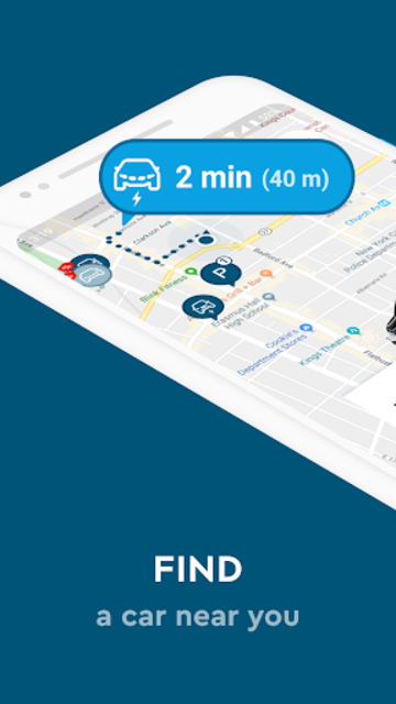 SHARE NOW - formerly car2go and DriveNow screenshot 2