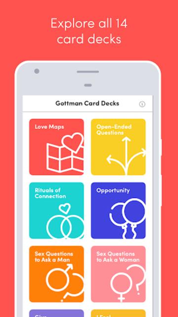 Gottman Card Decks screenshot 1