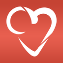 Icon for CardioVisual: Heart Health Built by Cardiologists