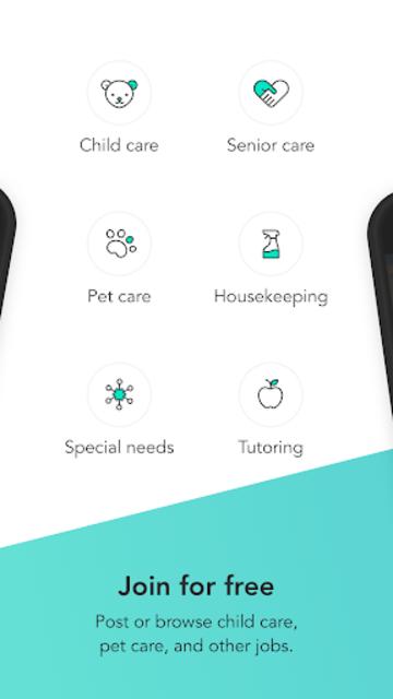 Care.com screenshot 2