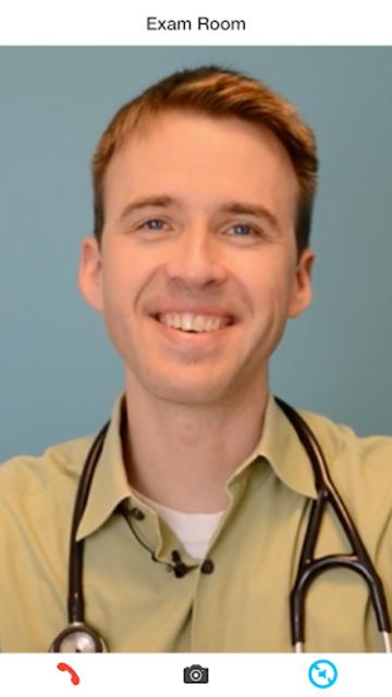 Froedtert Virtual Clinic screenshot 1