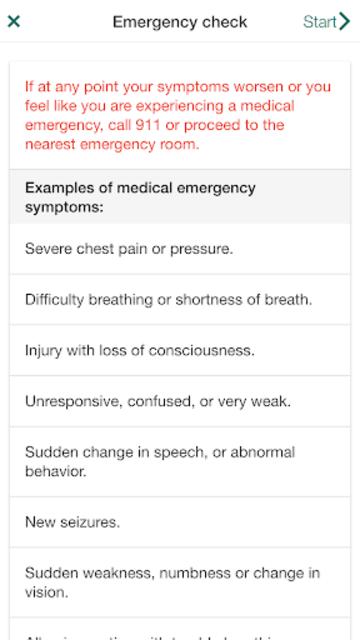 Froedtert Virtual Clinic screenshot 4