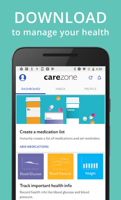 CareZone screenshot 5