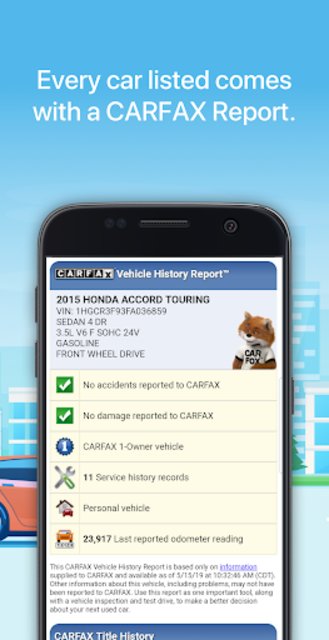 CARFAX Find Used Cars for Sale screenshot 6