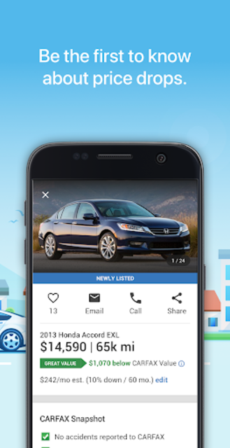 CARFAX Find Used Cars for Sale screenshot 4