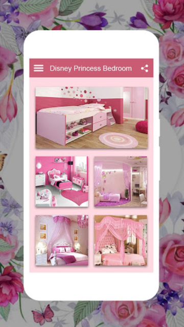 Princess Bedroom screenshot 1