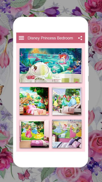 Princess Bedroom screenshot 2