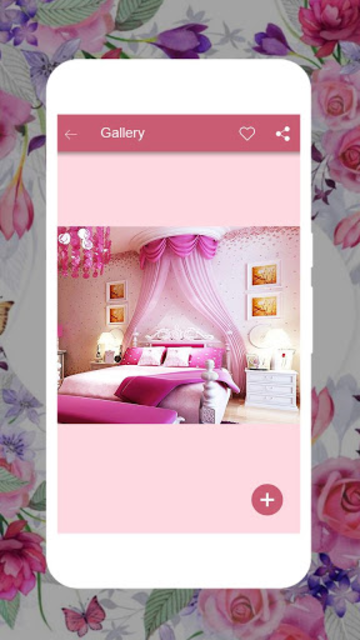 Princess Bedroom screenshot 4