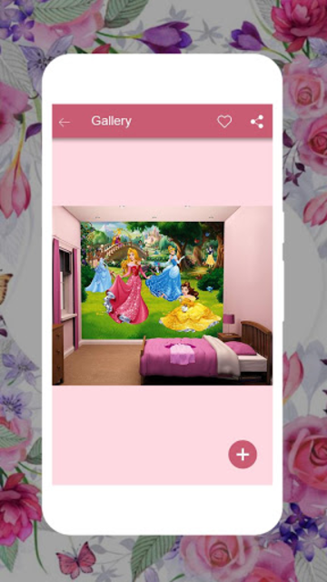 Princess Bedroom screenshot 5