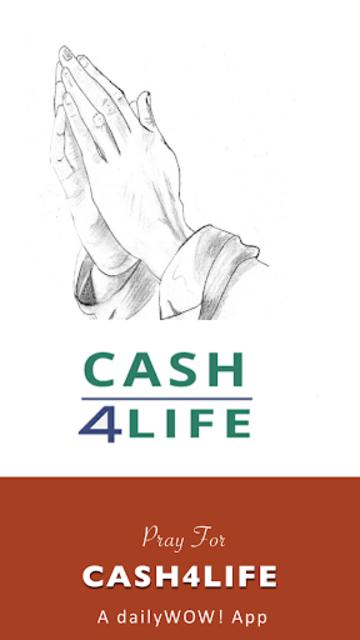Cash4Life Lottery Daily screenshot 1