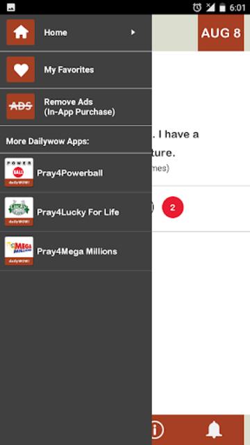 Cash4Life Lottery Daily screenshot 3