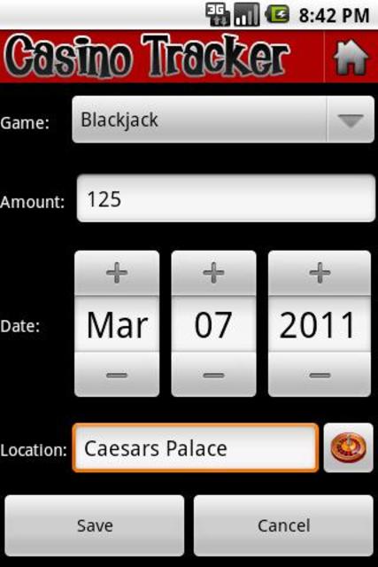 Casino Tracker screenshot 3