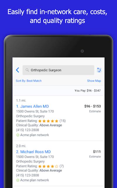 Castlight Mobile screenshot 15