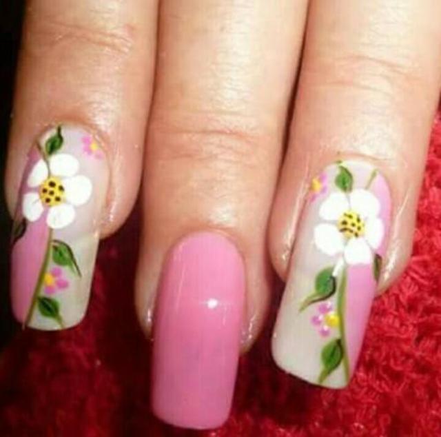 About Uñas Decoradas Con Flores Diseños Uñas Con Flores Google