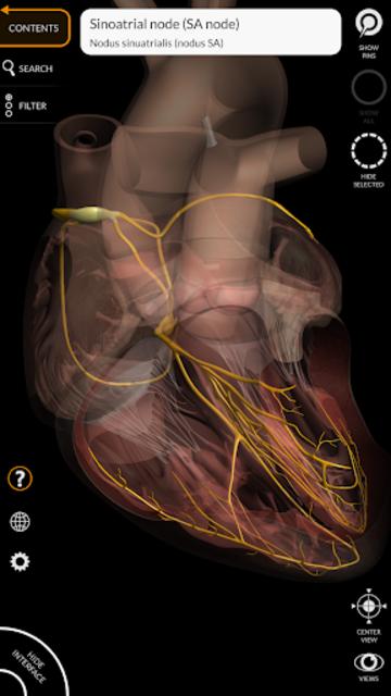 Anatomy 3D Atlas screenshot 5