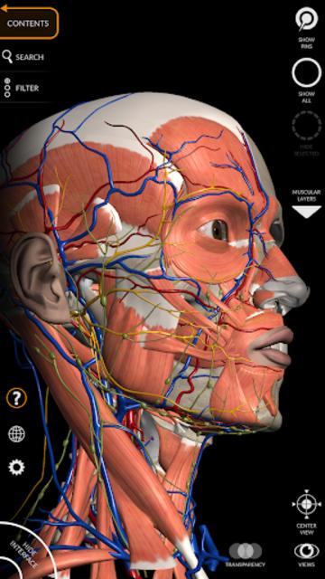 Anatomy 3D Atlas screenshot 8