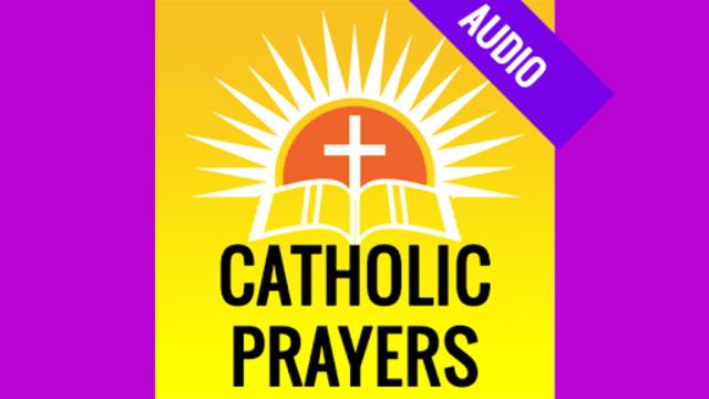 Catholic Prayers with Audio (Prayers in MP3) screenshot 1