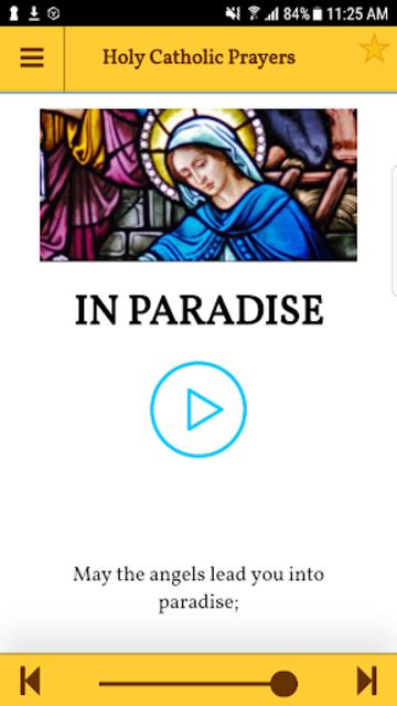 Catholic Prayers with Audio (Prayers in MP3) screenshot 2