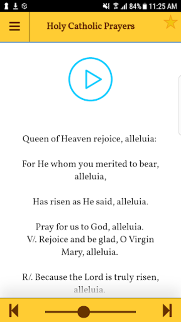 Catholic Prayers with Audio (Prayers in MP3) screenshot 3
