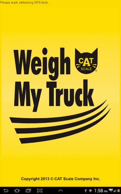 Weigh My Truck screenshot 6