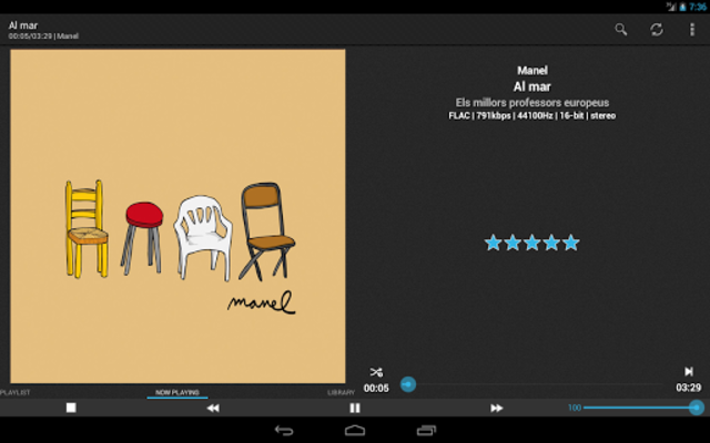 foobar2000 controller PRO screenshot 8